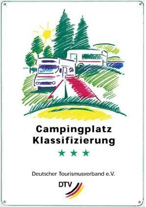 Gütesiegel Campingplatz-Hünstein